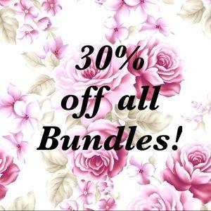 🚨30% off all bundles! No exclusions! 🚨